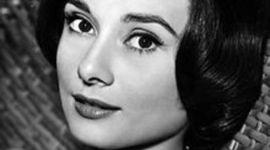 Audrey Hepburn timeline
