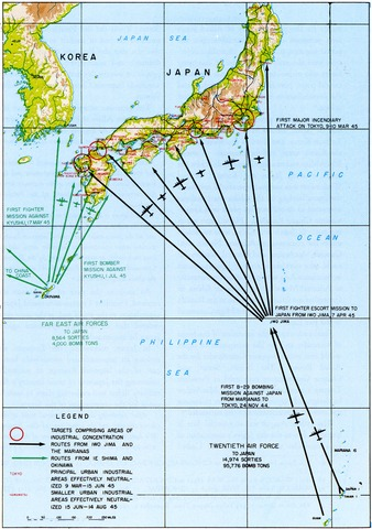 Planning Operation Downfall