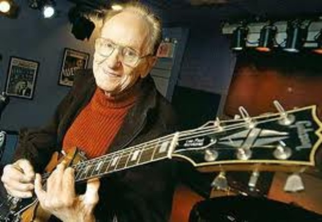 Les Paul was born