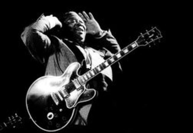 B.B. King was born