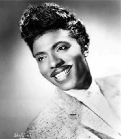 Little Richard was born