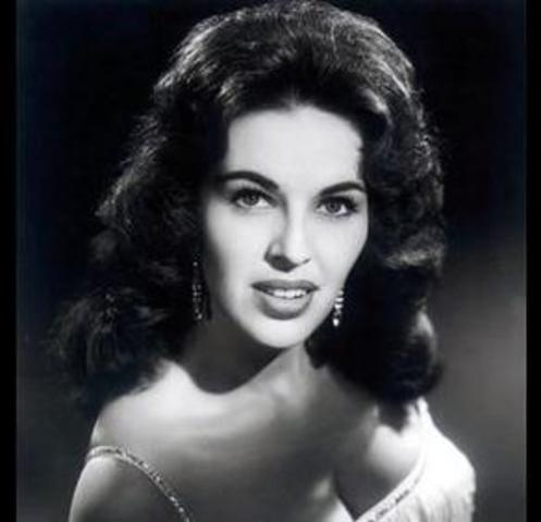 Rockabilly queen, Wanda Jackson was born