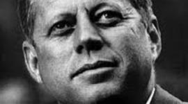 JFK's life timeline