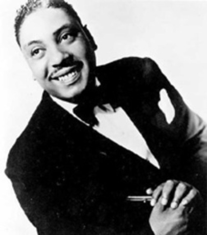 "Big Joe Turner recorded the original ""Shake, Rattle & Roll"""