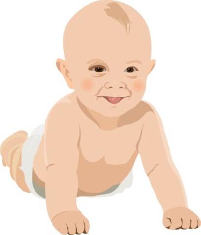 Louis first boy is born
