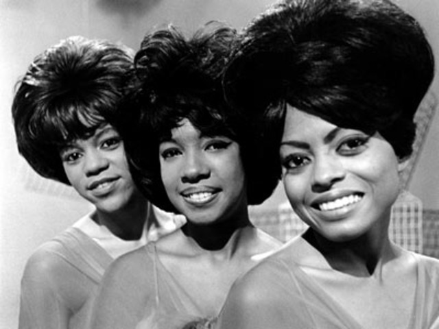 "The Supremes hit no. 1 with ""Where Did Our Love Go"""