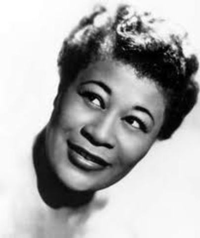 "Ella Fitzgerald and The Delta Rhythm Boys recorded ""It's a Pity to Say Goodnight"""