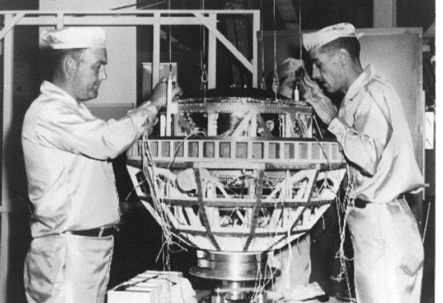 Telstar was launched