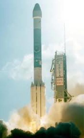 Delta II-7925-8 rocket.