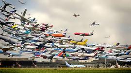 Airplanes timeline