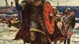 Les Vikings timeline