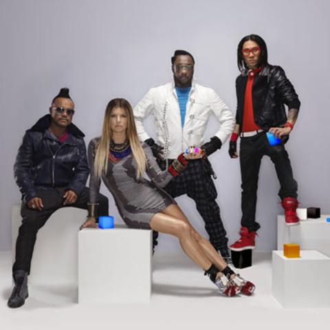 Boom Boom Pow Por Black Eyed Peas