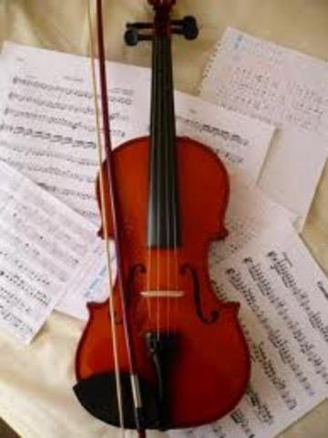1555. Desarrollo del violín Cremona