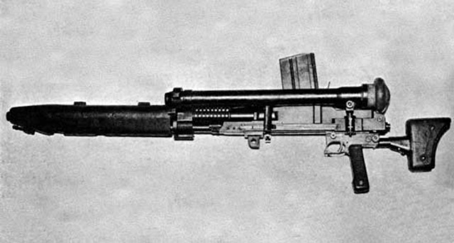 WWII Weapons Timeline