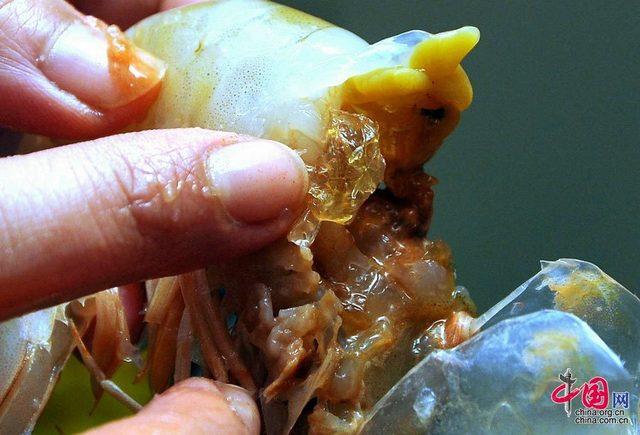 Shrimp gelatin injections in Tianjin