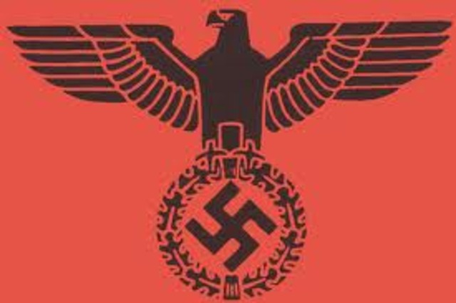 Nazi Party gains power in Germany.