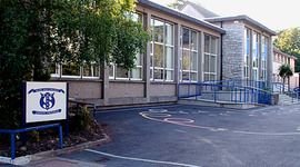 Our time in Scoil San Treasa timeline