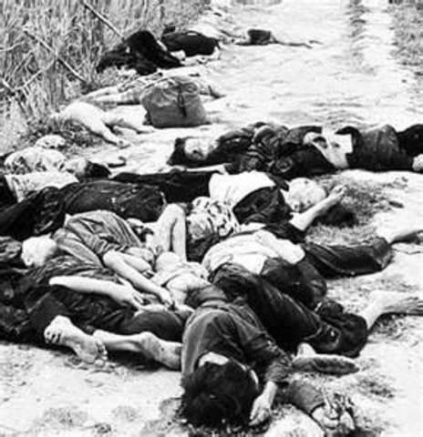 . The My Lai Massacre