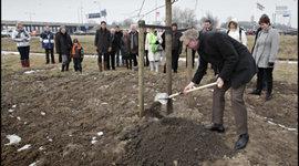 17.02.2010 Start aanleg Zuidpolder door wethouder Nootenboom. timeline