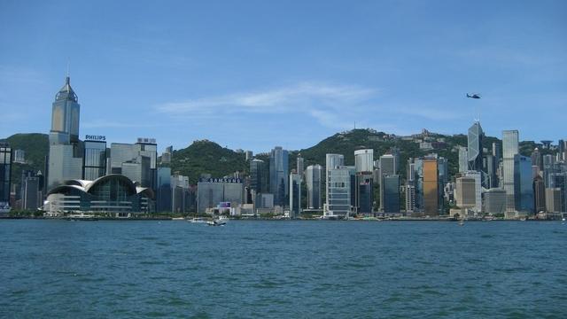 香港土地利用