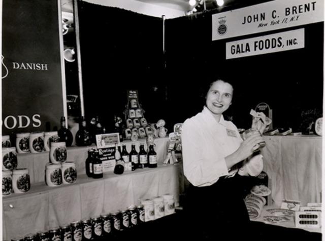 Gala Foods Displays Product Line