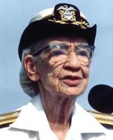 Commander Elizabeth Barrett