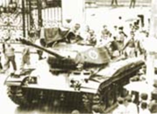 Regime Militar Brasileiro (America do Sul - Brasil)
