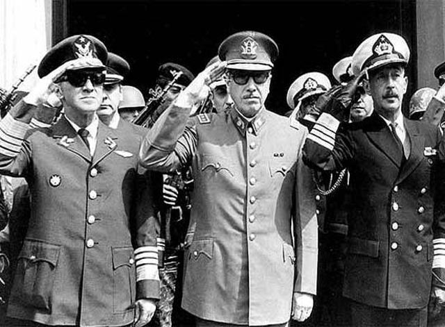 Regime Militar do Chile (America do Sul - Chile)