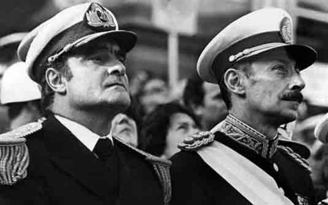 Regime Militar da Argentina (America do Sul - Argentina)
