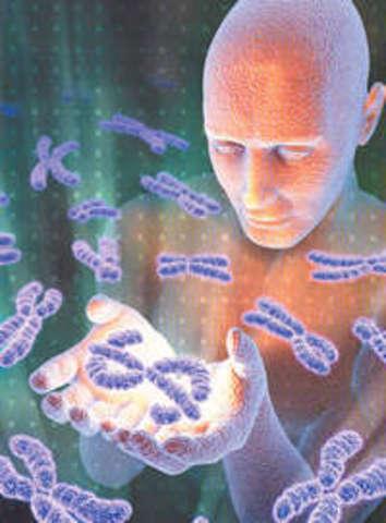 Iniciación del Proyecto Genoma Humano