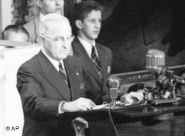 Apresentação do Plano Marshall