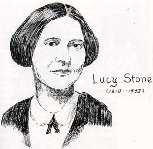 lucy stone Visualize os perfis de pessoas chamadas lucy stone participe do facebook para se conectar com lucy stone e outros que você talvez conheça o facebook.