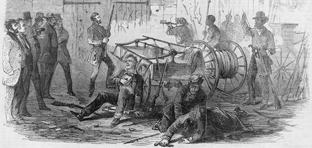 John Brown - Harper's Ferry