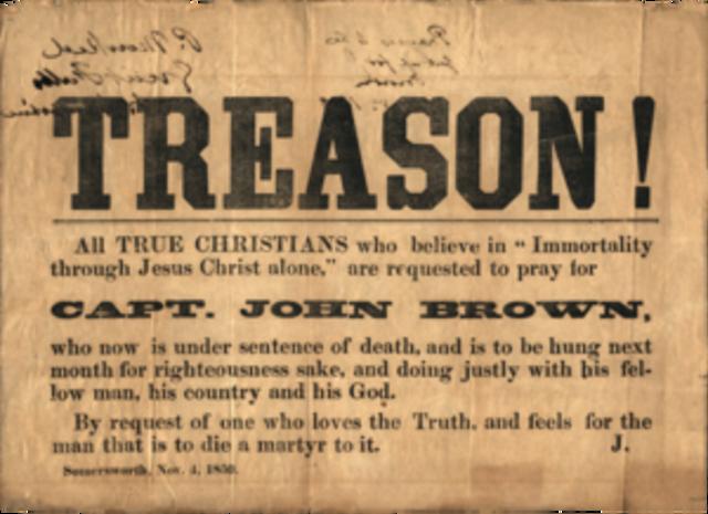 John Brown - Execution