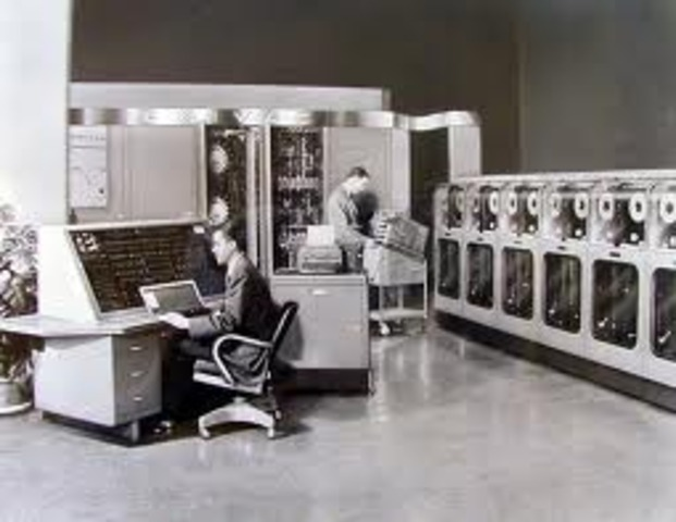 invention of UNIVAC I