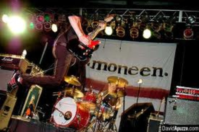 .moneen. for the first time