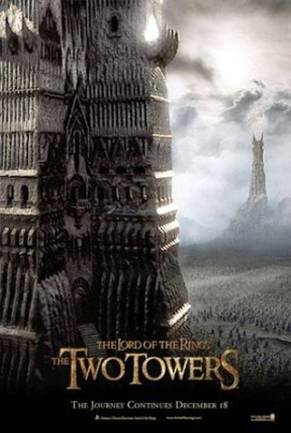 The Lord of the Rings: Two Towers.