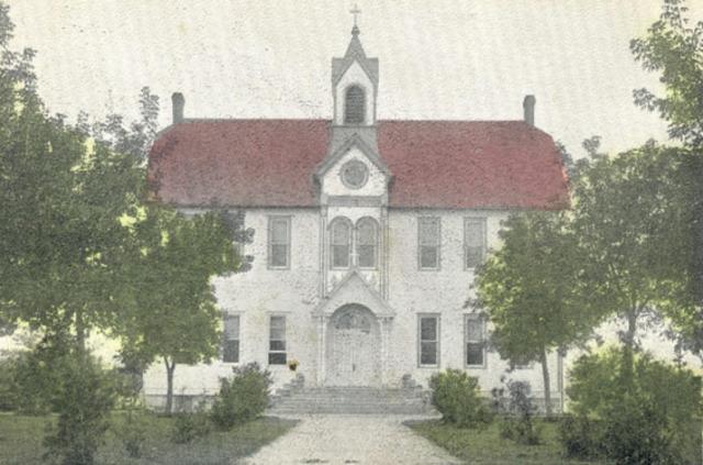 Parochial School Completed