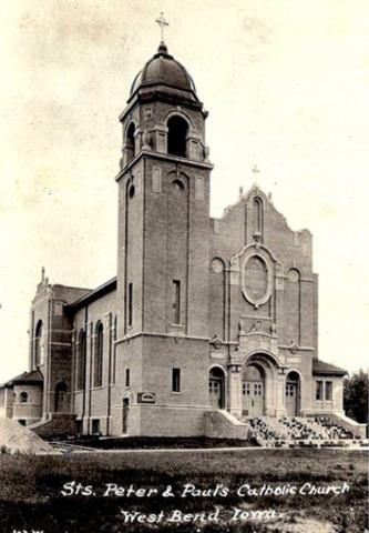 New Church Dedicated