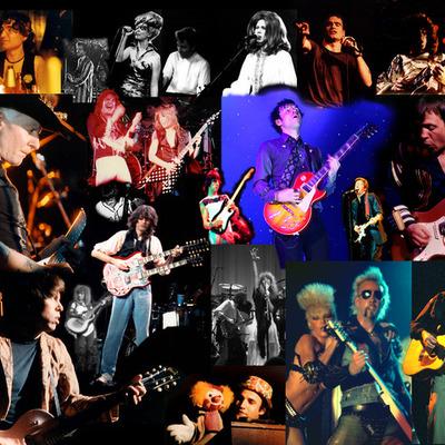 Rock N Roll timeline