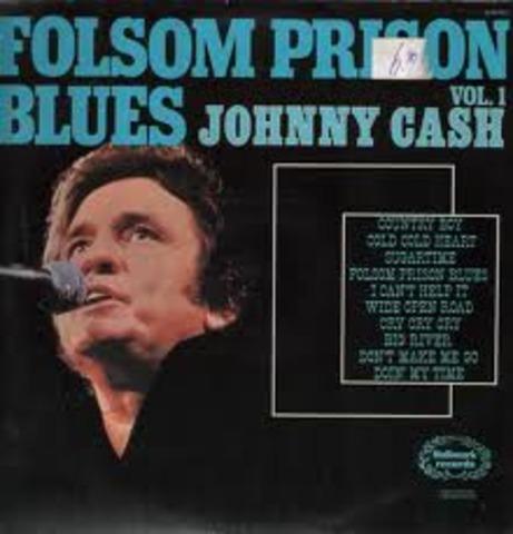Folsom Prison Blues Debuts