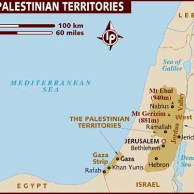 Palestinean Territories timeline