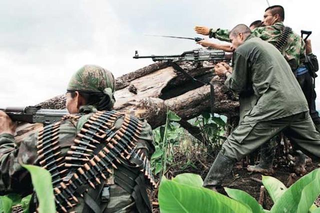Intentos del FMLN fallidos de toma de la capital San Salvador.