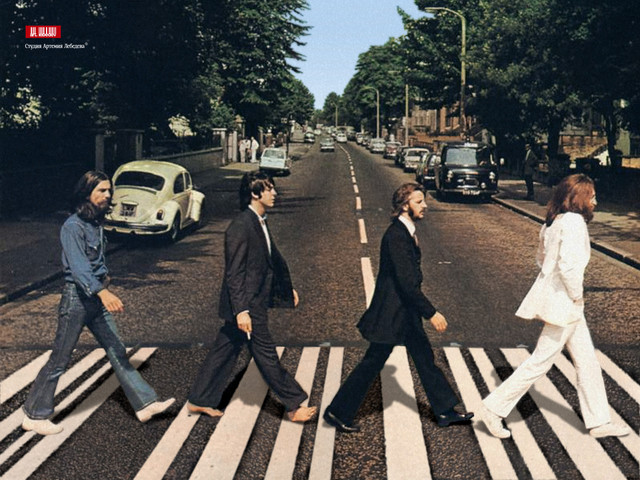 The Beatles make their debut