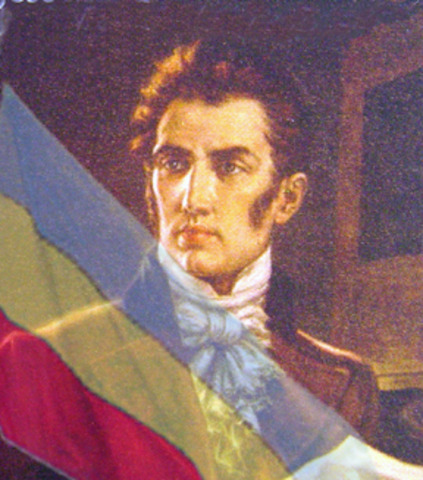 Nariño fue designado presidente del Estado de Cundinamarca