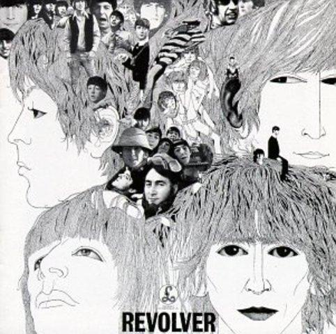 """dans le 1966, The Beatles detendu le album """" Revolver """""""