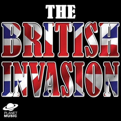 "The Beatles du international lumineuxs et anime "" The British Invasion """