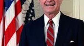 A Biography:  George H. W. Bush timeline