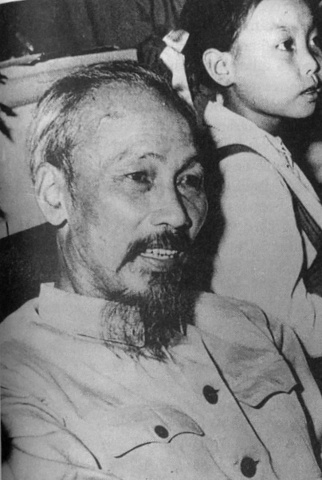 Ho Chi Minh declares the independence of North Vietnam