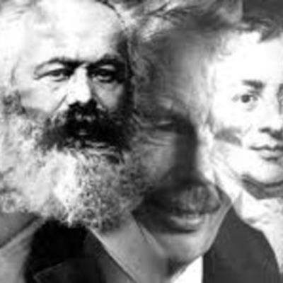 Historia del pensamiento economico timeline